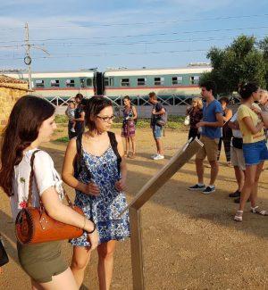 Domenica da Licata alla Valle dei Templi con i treni del gusto