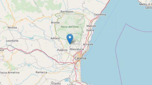 terremoto a Belpasso, terremoto nel Ctanese, Catania, Cronaca