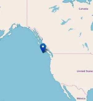 Scossa di terremoto di magnitudo 6.6 in Canada, non c'è allerta tsunami