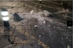 Alcune immagini del terremoto