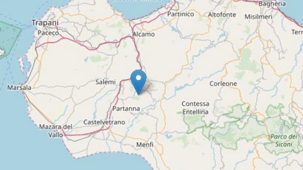 terremoto etna, terremoto santa ninfa, Sicilia, Cronaca