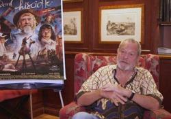 Il regista de «L'uomo che uccise don Chisciotte», racconta i sognatori (negativi) di oggi