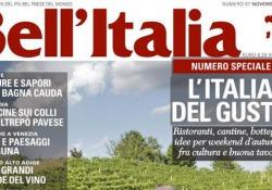 Torna L'Italia del gusto di Bell'Italia, Urbano Cairo: «Percorsi tra arte e sapore per valorizzare il Paese»