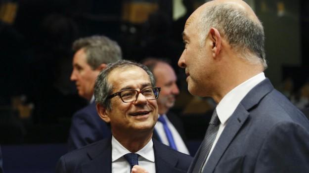 debito, Eurogruppo, manovra, Sicilia, Politica