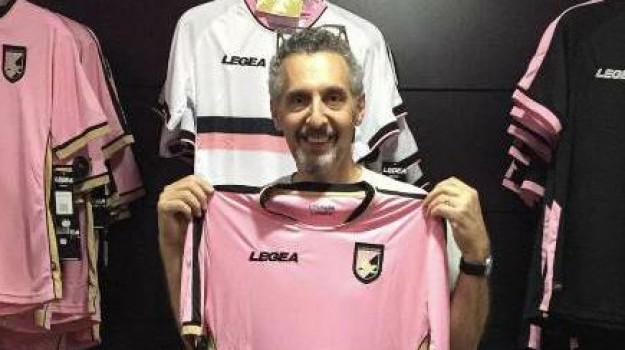 maglia rosanero palermo turturro, John Turturro, Palermo, Società