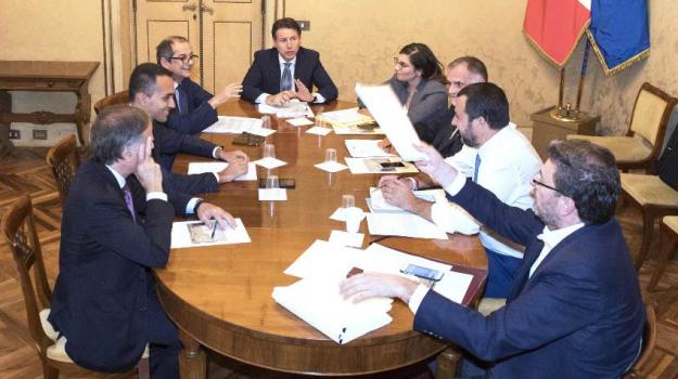 manovra, Manovra Spread, Giovanni Tria, Luigi Di Maio, Matteo Salvini, Sicilia, Politica