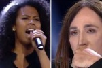 X Factor, Sherol canta Beyoncé e fa piangere Manuel Agnelli
