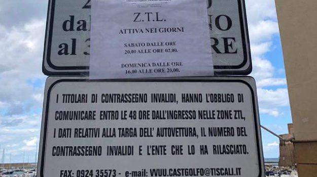 ztl catellammare del golfo, Giacomo Frazzitta, Nicola Rizzo, Trapani, Politica