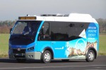 Trapiantato in un bus urbano il cuore elettrico della Bmw i3