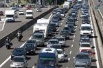 Aumenta la spesa per gli autoveicoli, vale l'11,1% del Pil