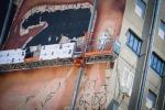 A Napoli Festival social street art