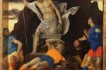 Restaurata 'La resurrezione' di Mantegna