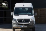Mercedes, Sprinter premiato 'Sustainable Truck of the Year'