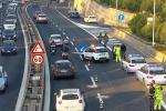 Tratto urbano A24 a Portonaccio è il più rischioso d'Italia