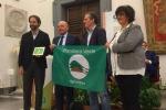 Bandiere Verdi, Marcorè premiato per festival RisorgiMarche