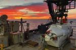 l sottomarino Alvin, utilizzato per lo studio dei fondali oceani nel Golfo della California. (fonte: Brett Baker/University of Texas at Austin).