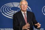Il capo negoziatore dell'Ue, Michel Barnier