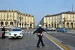 Controlli vigili urbani a Torino