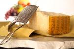Parmigiano Reggiano in un'immagine d'archivio