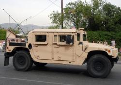 Guardia Nazionale Usa acquista 740 unit dei vecchi 'Hummer'