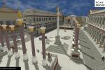 App Rome Reborn - Fori (Credit: uff. st. app)