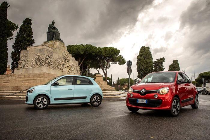 Renault ecco twingo gpl nelle versioni duel e duel2 giornale di