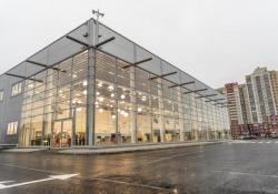 Nissan inaugura nuovo centro tecnico a San Pietroburgo