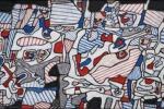 Dubuffet, 'L'arte in gioco' in 140 opere