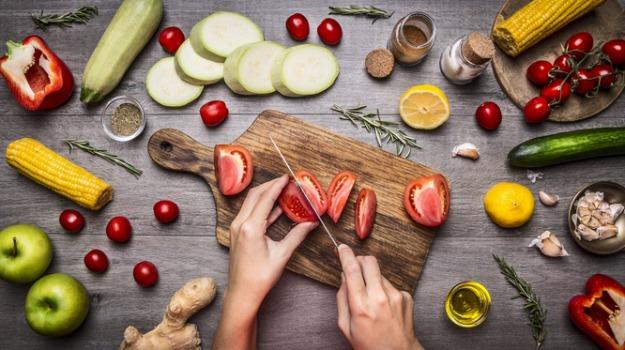 cibo, vegani, Sicilia, Economia
