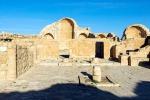 La chiesa più settentrionale di Shivta (fonte: Dror Maayan, Antiquity)