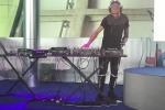 Michele, il dj 'bionico' che sogna i talent