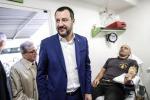 Salvini annuncia l'ipotesi della donazione di sangue obbligatoria a scuola