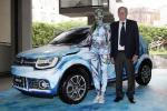 Suzuki si dà all'arte: Hybrid Art all'asta a favore della Gam