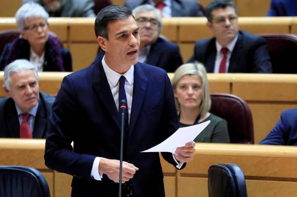 Brexit, Sanchez non molla su Gibilterra: