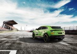 Lamborghini svela Urus ST-X Concept, primo super suv da competizione