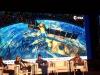 Lapertura della settimana internazionale per losservazione della Terra presso il centro dellEsa (fonte: Davide Patitucci)