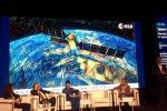 L'apertura della settimana internazionale per l'osservazione della Terra presso il centro dell'Esa (fonte: Davide Patitucci)