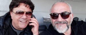 Carmelo Zappulla con il fratello Jano