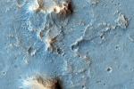 Oxia Planum è il sito scelto per l'atterraggio del rover della missione Exomars 2020 (fonte: NASA)