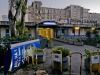 Una veduta esterna dellospedale San Giovanni Bosco di Napoli
