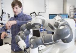 Tedeschi fiduciosi nell'AI: pronti a lavorare coi robot