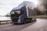 Exploit nell'uso di metano nel trasporto pesante su gomma