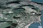 Il supervulcano dei Campi Flegrei (fonte: INGV)