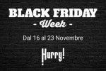 ALD, su Hurry il 'black friday' dura una settimana