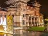 Il Palazzo dei Congressi di Salsomaggiore Terme che ospitera il Convegno nazionale di Clinica e Traumatologia forense