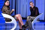 """Alena Seredova senza mezzi termini in tv: """"Sono ancora la signora Buffon"""""""