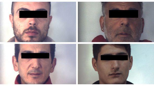 Spaccio di droga, nomi e foto degli arrestati ad Enna