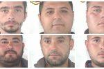 Furto di attrezzi agricoli nell'Ennese: nomi e foto degli arrestati