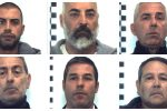 Soldi e corruzione al cimitero di Bagheria, nomi e foto degli arrestati