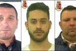 Traffico di droga tra Leonforte e Catania, nomi e foto degli arrestati